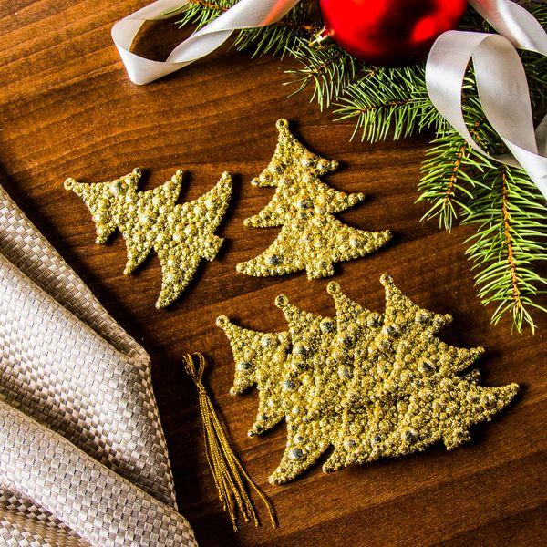 Ozdoby Dekoracje świąteczne Boże Narodzenie 6 Szt