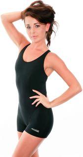 Kostium pływacki RITA Rozmiar - Stroje damskie - 36(S), Kolor - Stroje damskie - Rita - 01 - czarny