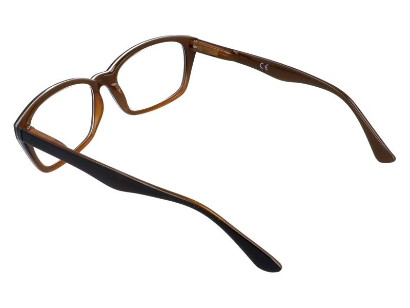 Prostokątne okulary korekcyjne plusy +3.50 • Arena.pl