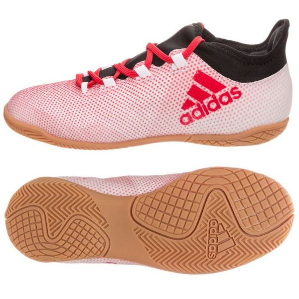 2cb89d7d7a461 Buty halowe adidas X Tango 17.3 In Jr r.38 2 3 • Arena.pl