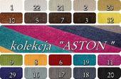 Łóżko tapicerowane ARTE 160/200 materac 9 strefowy kieszeniowy