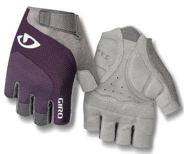 Rękawiczki damskie GIRO TESSA GEL krótki palec dusty purple roz. XL (obwód dłoni 205-210 mm / dł. dłoni 196-205 mm) (NEW)
