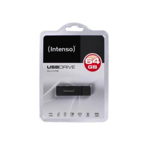 Pamięć USB i Micro-USB INTENSO 3521491 32 GB Antracyt zdjęcie 2