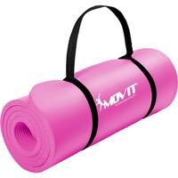 Mata do jogi Yogamatte 183x60x1cm różowa
