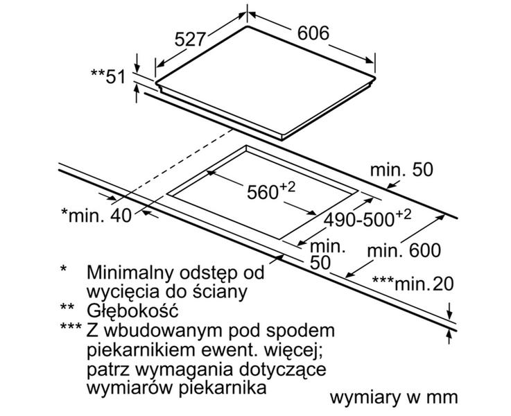 Płyta Indukcyjna Bosch Pxx675dc1e