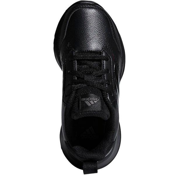 Buty dla dzieci adidas AltaRun K czarne CM8580 33