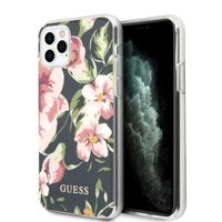 Guess Guhcn65Imlfl03 Iphone 11 Pro Max Granatowy/navy N°3 Flower Collection