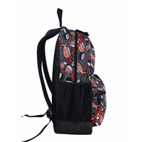 ARENA PLECAK SUSHI TEAM BACKPACK 30 ALLOVER + WOREK BASEN TRENING