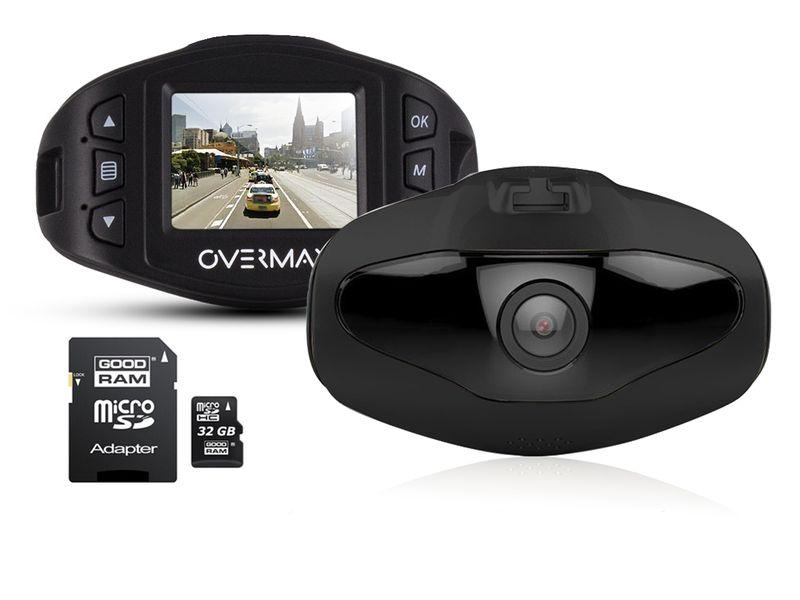 Kamera Samochodowa OVERMAX CAMROAD 2.5 FULLHD 32GB zdjęcie 1