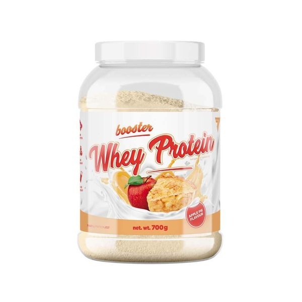 Trec Booster Isolate Protein 700g Smak - muffin truskawkowy na Arena.pl