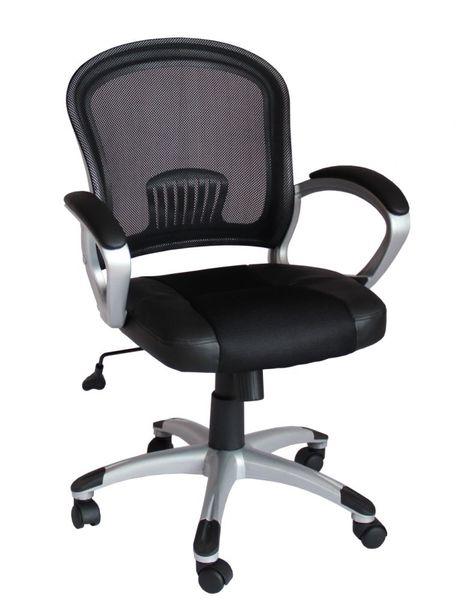 Fotel biurowy krzesło obrotowe model Q1216 zdjęcie 1