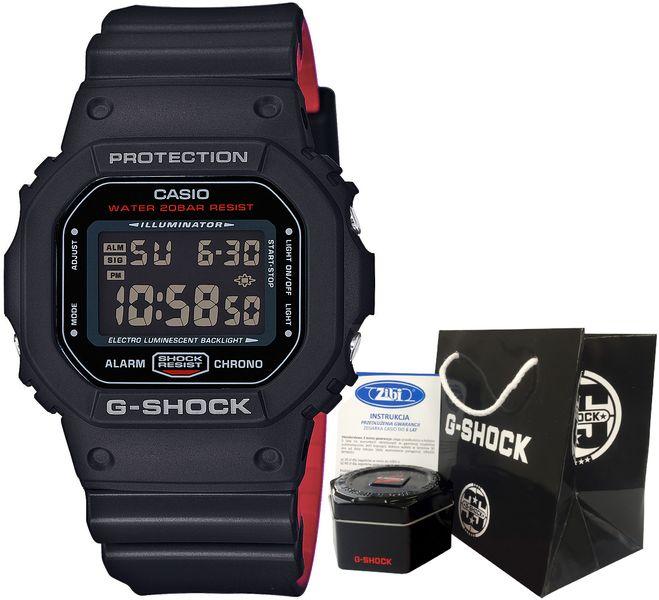 Zegarek Casio G-SHOCK DW-5600HR-1ER zdjęcie 1