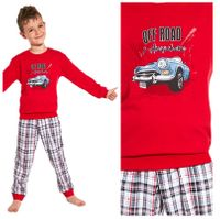 piżama chłopięca CORNETTE 593/104 CABRIO 122-128