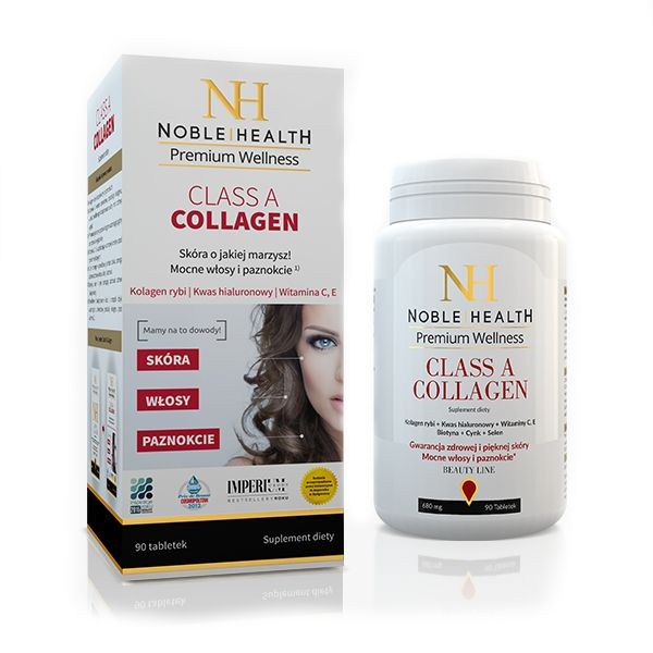 Collagen, kolagen NOBLE HEALTH włosy NAJTANIEJ! na Arena.pl