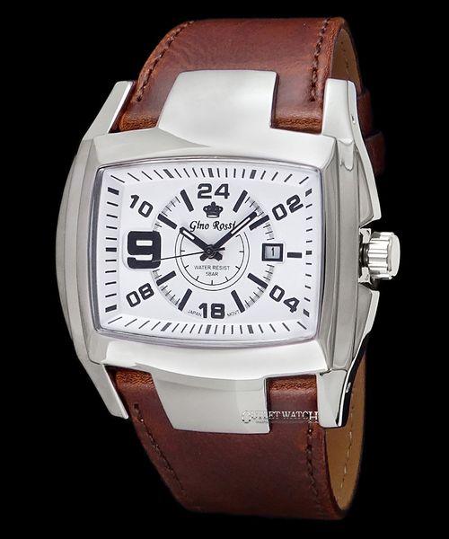 Zegarek Męski Gino Rossi DIESEL POWER 6432 zdjęcie 4
