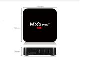 TV Box MXQ PRO+ 2/16GB ANDROID 7.1 PL SMART TV 4K UHD S905W zdjęcie 4