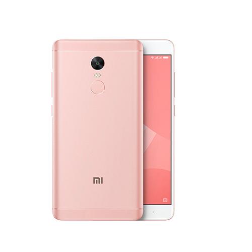 Xiaomi Redmi Note 4X Pro 4/64GB Pink Mediatek na Arena.pl