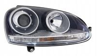 Reflektory przednie VW Golf 5 V GTI look BLACK