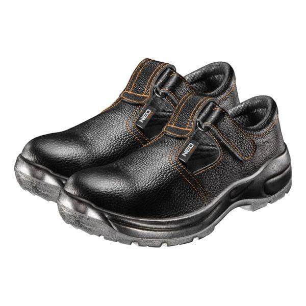 5bf4d5b989 Buty sandały robocze ochronne skóra S1 SRC NEO r. 40 • Arena.pl