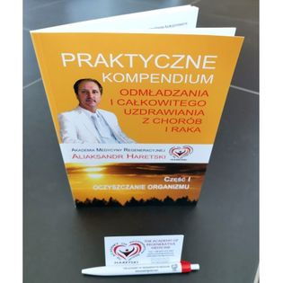 Książka A. Haretski Część I wersja polska