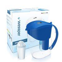 WESSPER Dzbanek filtrujący do wody + FILTR 1 mc