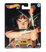 Hot Wheels Popkultura '67 Austin Mini Van Wonder Women