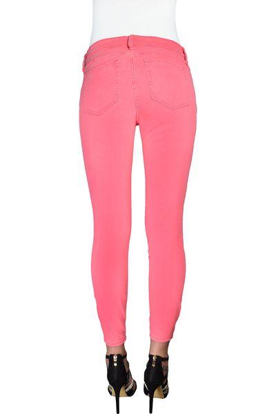Gap Różowe Spodnie Jeansy - 44 / XXL zdjęcie 4