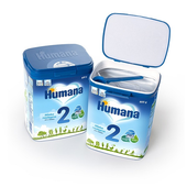 Humana 2 Mleko następne po 6 miesiącu myPACK 800 g