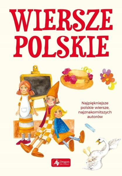Wiersze Polskie Dla Dzieci 48str B5 Twarda Nagrody