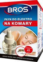 Bros  Płyn Owadbójczy Do Elektrofumigatora Na Komary (45 Nocy)