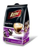 KAPSUŁKI Rene Dolce Gusto Lungo Forte zamiennik 16 szt kawa palona
