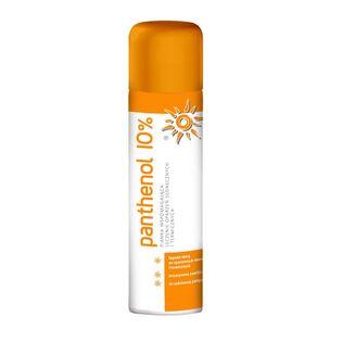 Biovena Panthenol 10% Pianka Na Oparzenia Słoneczne 150Ml