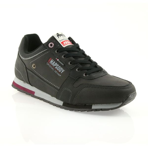 ADI buty męskie sportowe czarne American r.45 zdjęcie 2