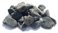 Akwarium Kamień Otoczak Czarny 15-25 mm 20 KG