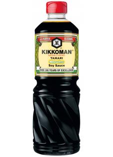 Sos sojowy Tamari, bezglutenowy 1L - Kikkoman