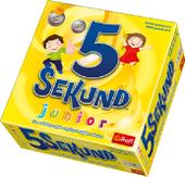 Gra Trefl 5 Sekund Junior 01138 (żółta)