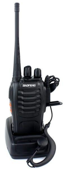 Baofeng BF-888S HT Radiotelefon UHF PMR 5W na Arena.pl