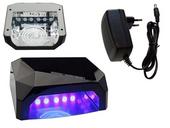LAMPA LED CCFL UV DIAMOND 36W SENSOR RUCHU AUTOMAT