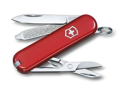 Scyzoryk szwajcarski czerwony Classic Victorinox
