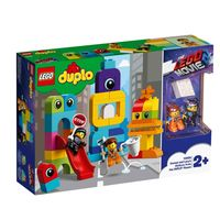 LEGO Duplo - Goście z planety DUPLO u Emmeta i Lucy 10895