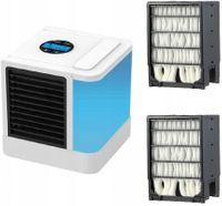 KLIMATYZATOR PRZENOŚNY AIR COOLER LCD KLIMATYZACJA + FILTR