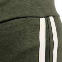 PEPCO legginsy dziewczęce ocieplane z lapasem 158 zielone