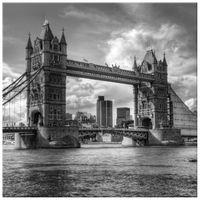 OBRAZ DRUKOWANY  Tower Bridge 50x50