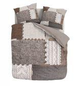 Pościel holenderska Aneeza Knitted Patch 200x220