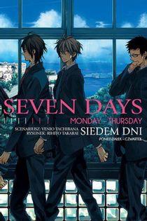 Seven Days #1 Monday - Thursday Tachibana Venio
