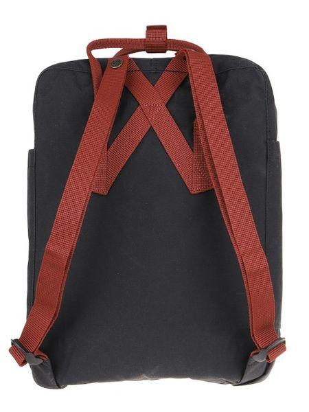 Plecak KANKEN FJALLRAVEN Black-Ox Red F23510-550-326 zdjęcie 4