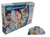 CLEMENTONI 100 EKSPERYMENTÓW NAUKOWYCH 50522