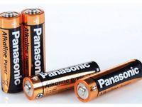 Bateria Alkaliczna Panasonic 1,5V LR6 AA - Blister 4 Sztuki