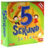 TREFL Gra 5 sekund Junior 2.0 Edycja specjalna