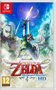 The Legend of Zelda: Skyward Sword HD - Switch Pre-order 16.07